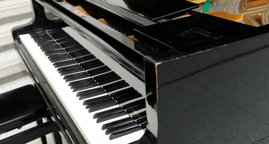 leichte improvisationen am klavier
