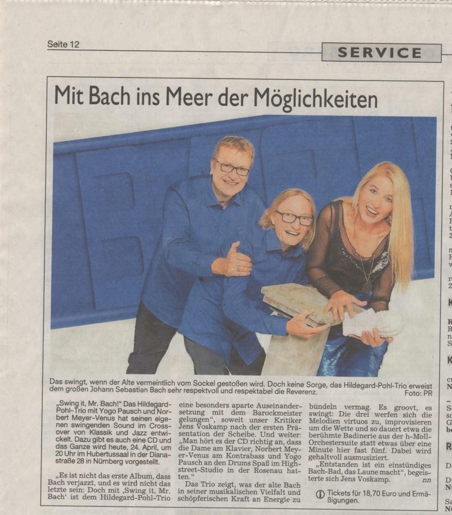 Trio Bach